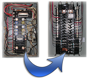 Electric Panel Upgrade Service in Buckeye AZ