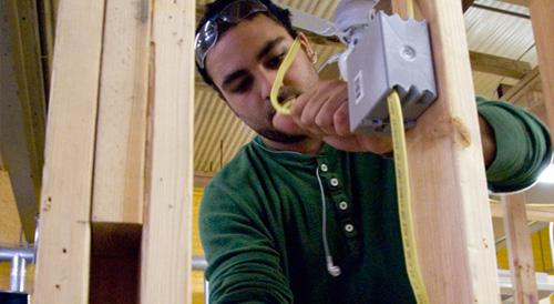 Buckeye Wiring Replacement